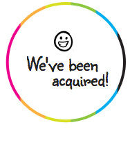 We've been acquired!